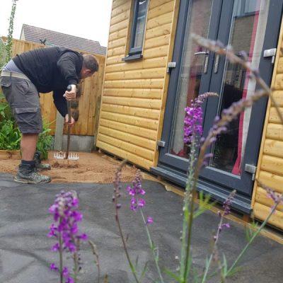 bespoke garden room derbyshire peak district