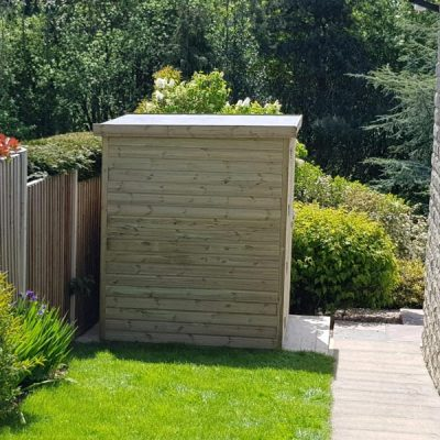 bespoke garden shed derbyshire peak district
