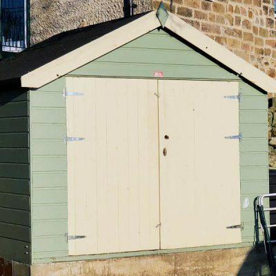 bespoke garden sheds derbyshire