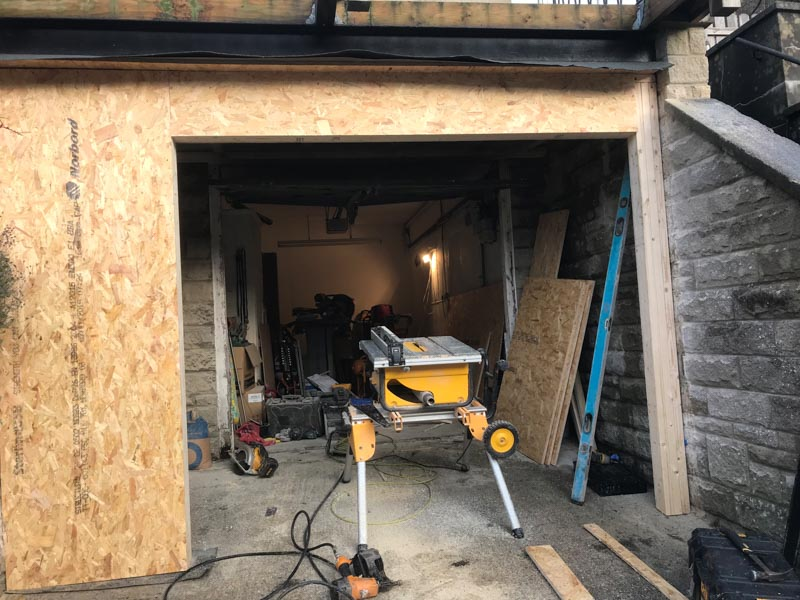 Log Cabin For Fitness Suite And Massage Studio Matlock