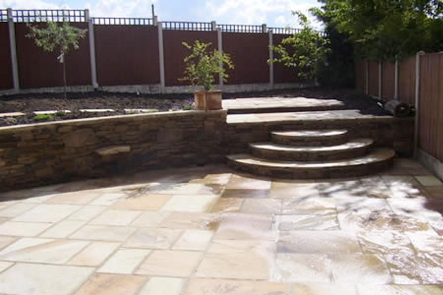 garden landscaping services derbyshire