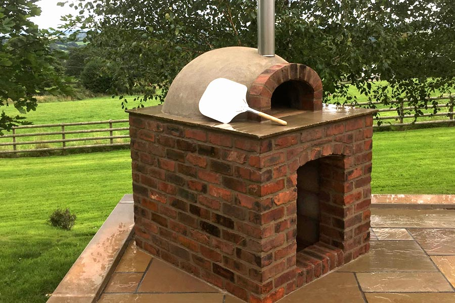 outdoor pizza ovens derbyshire