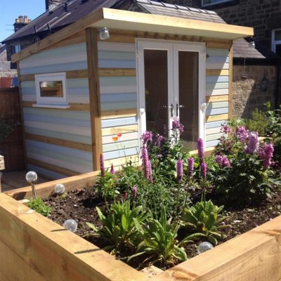 bespoke log cabin design derbyshire